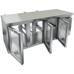 Охлаждаемый стол hicold gng t 111/ht