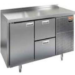 Охлаждаемый стол hicold gn 2 br3 tn