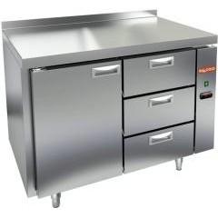 Охлаждаемый стол hicold sn 13/tn p