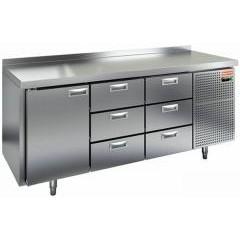 Охлаждаемый стол hicold gn 133/tn