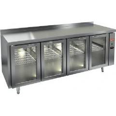 Охлаждаемый стол hicold gng 1111/ht p (без агрегата)