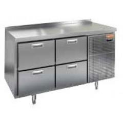 Охлаждаемый стол hicold gn 2 br2 tn