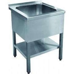 Ванна моечная abat вмп-7-1-6 рн