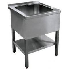 Ванна моечная hessen вмц 1/6645 (нерж)