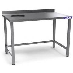Стол для сбора отходов камик с-4445