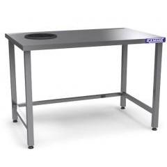 Стол для сбора отходов камик с-314070п