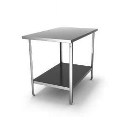 Стол разделочный hessen со 12*6 (оц)