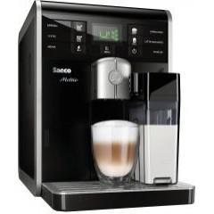 Автоматическая кофемашина saeco moltio cappuccino black hd 8768/29