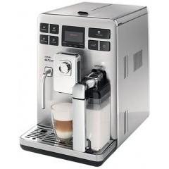 Автоматическая кофемашина saeco exprelia dgt ss hd 8856/08