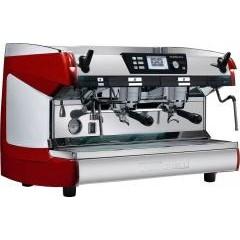 Рожковая кофемашина nuova simonelli aurelia ii t3 2 gr s красная