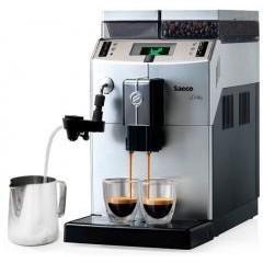 Автоматическая кофемашина saeco lirika plus silver