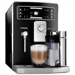Автоматическая кофемашина saeco xelsis evo black hd 8953/09