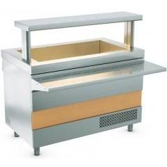 Охлаждаемый стол atesy ривьера (1200)
