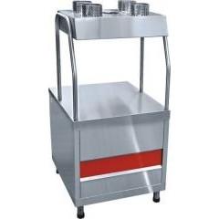 Прилавок для столовых приборов abat аста псп-70км