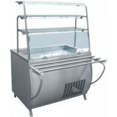 Прилавок холодильный abat премьер пвв(н)-70т-нш