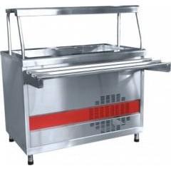 Прилавок холодильный abat аста пвв(н)-70км-02-нш