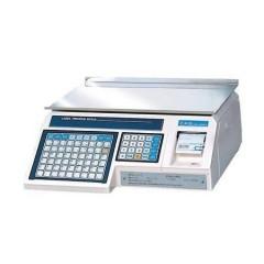 Весы с чекопечатью cas lp-30 (tcp/ip)