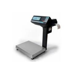 Весы с печатью этикеток | весы-регистраторы с печатью этикеток | мк-6.2-rp10