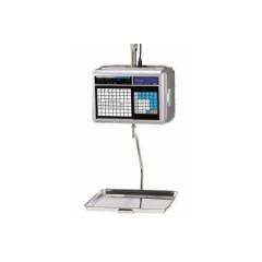 Весы с чекопечатью cas cl-5000-15н