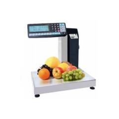 Весы с печатью этикеток | весы-регистраторы с печатью этикеток | мк-15.2-rl10-1
