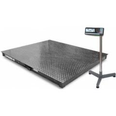 Промышленные электронные платформенные весы с 4 датчиками 4d-p-3-3000
