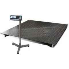 Промышленные электронные платформенные весы с 4 датчиками 4d-pm-8-500