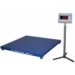 Промышленные электронные платформенные весы с 4 датчиками всп4-300.2 а9-1015