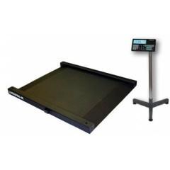Промышленные электронные платформенные весы с 4 датчиками 4d-lm-2-2000