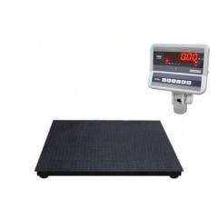Промышленные электронные платформенные весы с 4 датчиками ев4-300(wi-5r)-1212