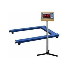 Весы торговые электронные паллетные всп4-3000.2 п9