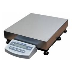 Промышленные электронные платформенные весы с 1 датчиком впс-60